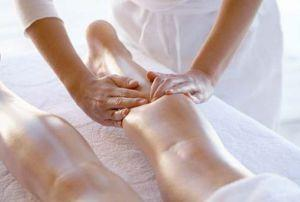 Лимфатический массаж