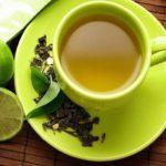 О пользе зеленого чая.