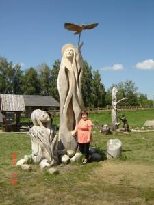 Путешествие с Арго. Этно парк
