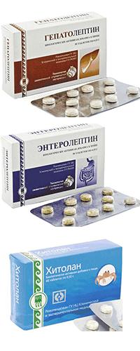 Гепатолептин+энтеролептин