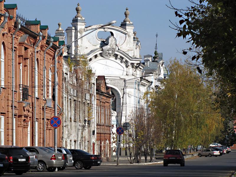Старый Бийск