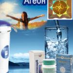 Три системы фильтров АРГО для здоровья.