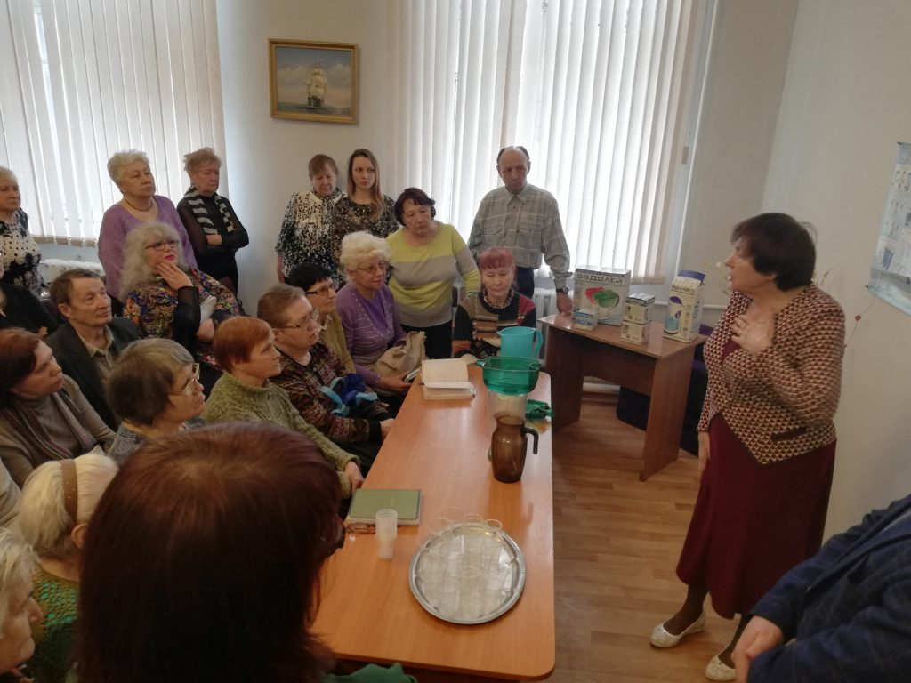 "Нина Федоровна Соболева, главный технолог ""Сибирь Цео"""