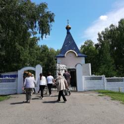 Путешествие на родину Евдокимова М.С. и на Биолит.